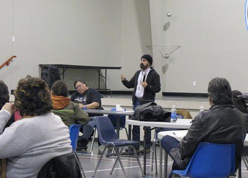 Community Working & Training