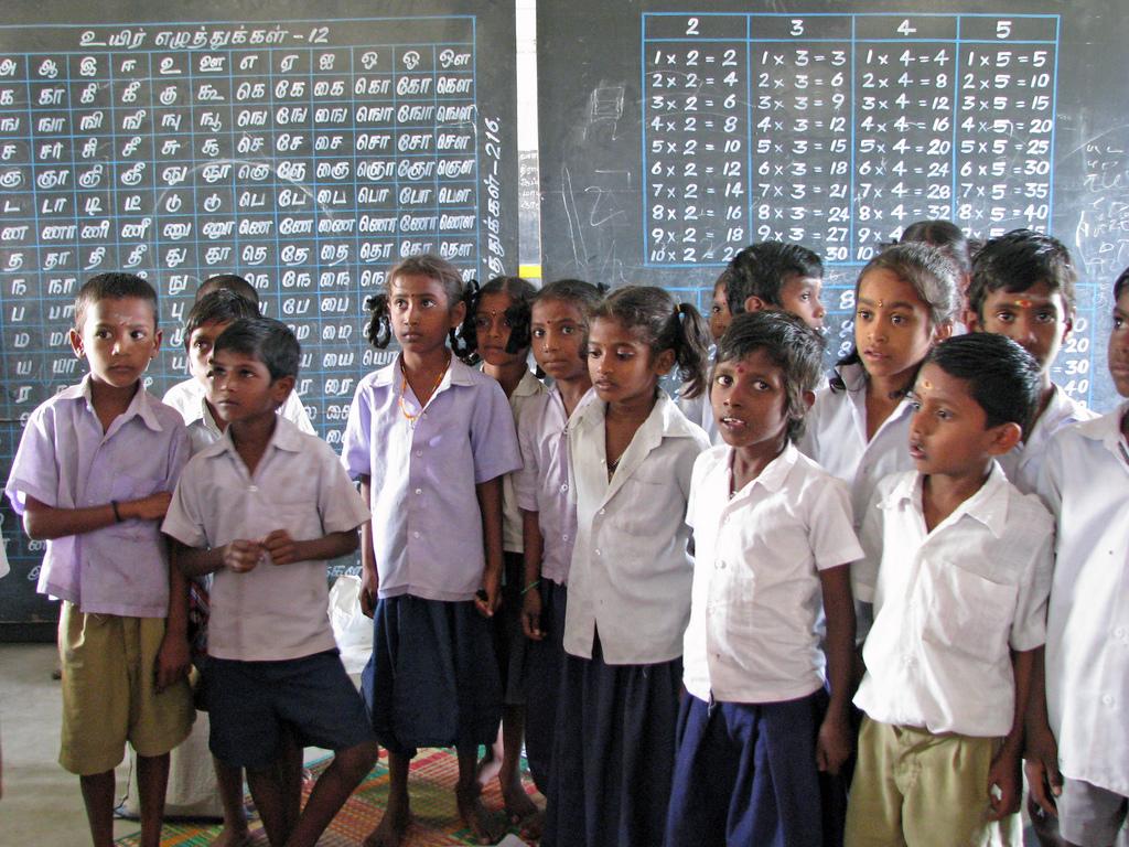 Community Schooling, India