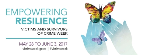 Empowering Resilience - Victims and Survivors of Crime Week